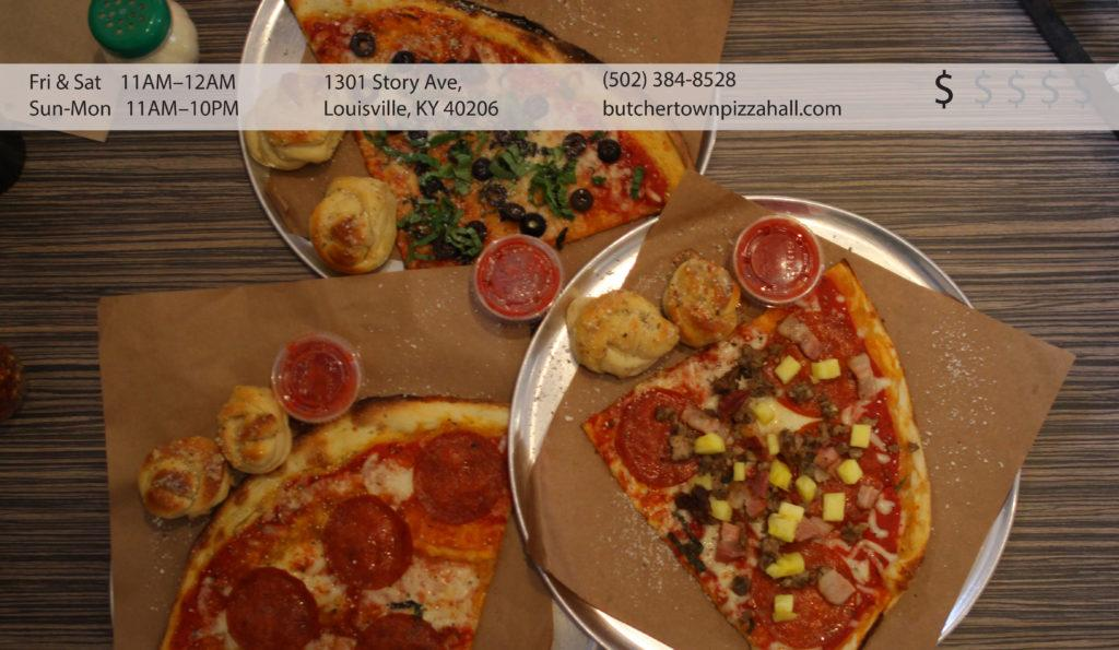 Food Review: Butchertown Pizza Hall