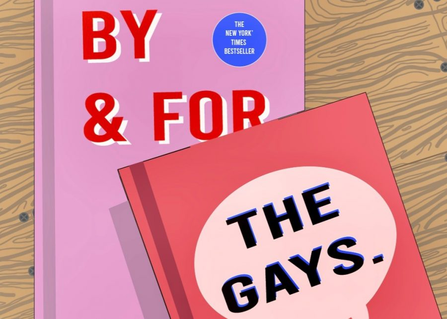 Illustration+by+Marilyn+Buente+for+the+opinion+story+%22By+and+For+the+Gays%22+about+representation+in+media.