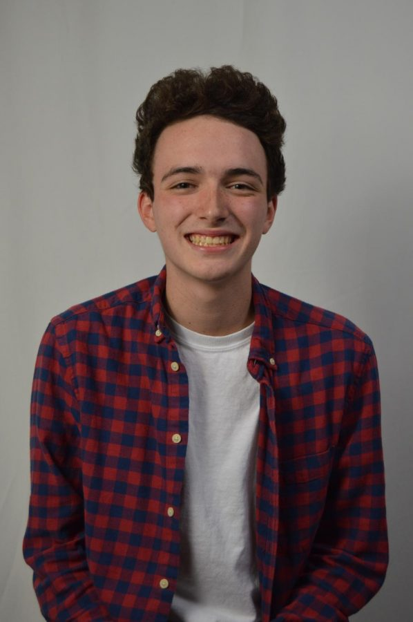 Noah Grebe is a junior videographer for On The Record. He hopes to create meaningful multimedia for the Louisville community. He also enjoys swimming, watching college basketball, and making vlogs, which he plans to post on his YouTube soon.