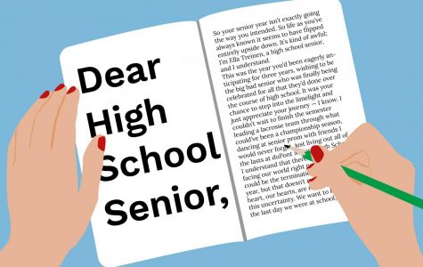 Dear High School Senior