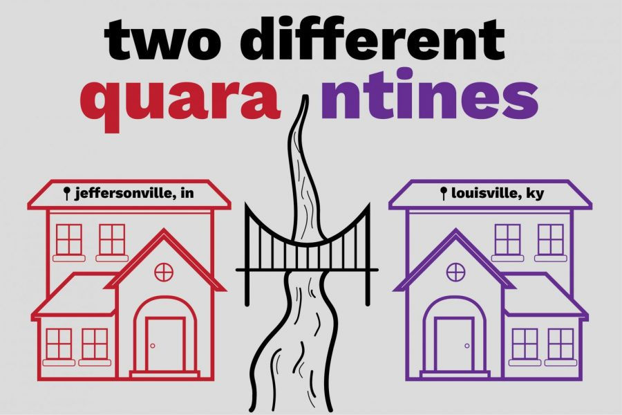 Two Different Quarantines