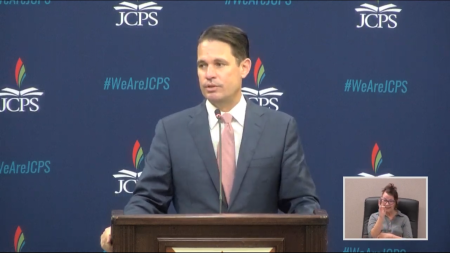 JCPS Superintendent Marty Pollio proposes new plan for returning to in-person school