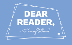 Dear Reader –– Fall 2020:  Introducing