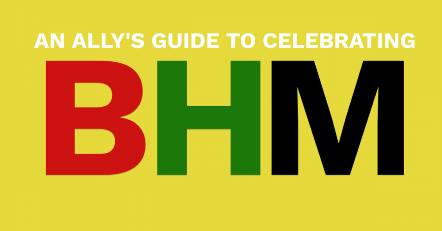 An Allys Guide to Celebrating Black History Month