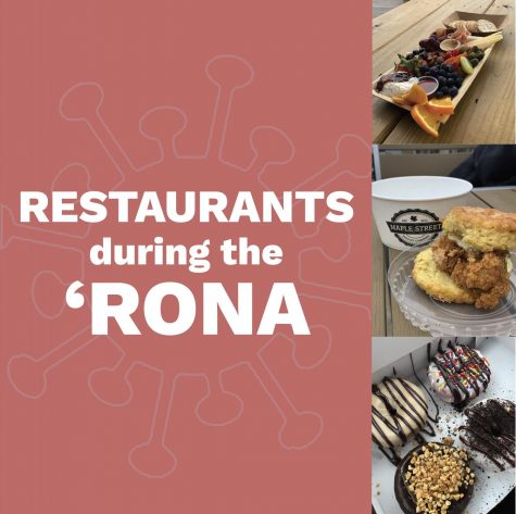 REVIEW: Restaurants During the 'Rona