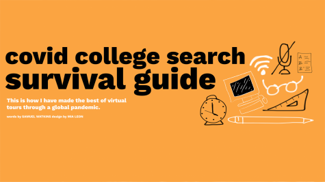 COVID-19 College Search Survival Guide