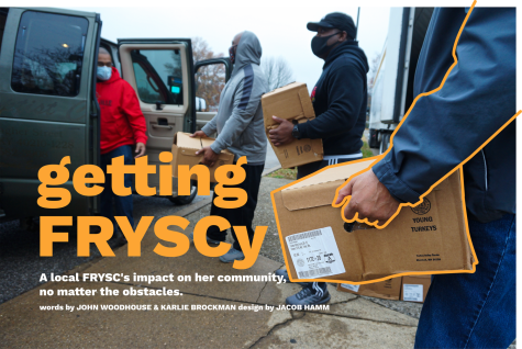 Getting FRYSCy